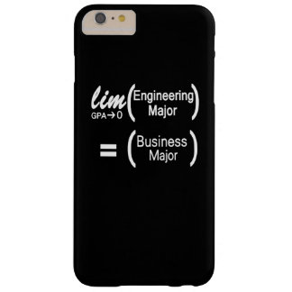 An Engineering Major Barely There iPhone 6 Plus Case