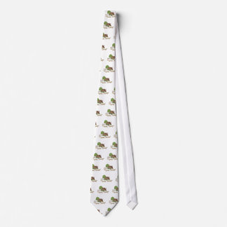 An English Cottage Tie