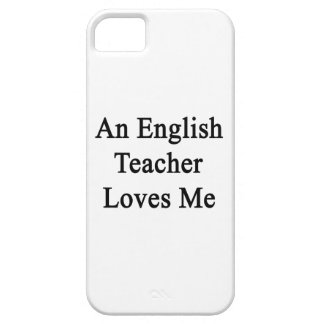 An English Teacher Loves Me iPhone 5 Covers