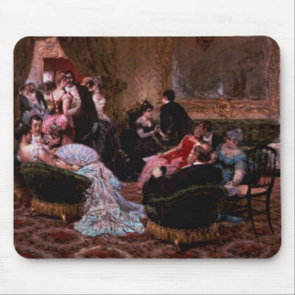 An Entertaining Evening Mouse Pad