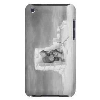 An Eskimaux watching a Seal-Hole, from 'Journal of Case-Mate iPod Touch Case