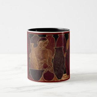 An Essential Element Two-Tone Coffee Mug