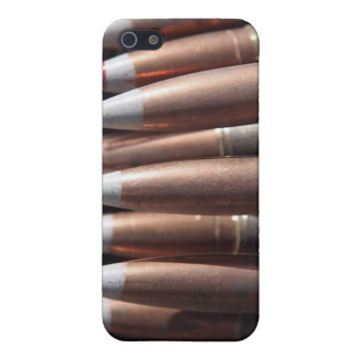 An even mix of four ball rounds to one tracer iPhone SE/5/5s case