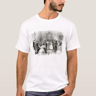 An Evening at the House of Charles Nodier  1831 T-Shirt