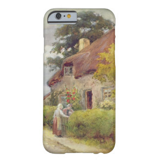 An evening gossip barely there iPhone 6 case