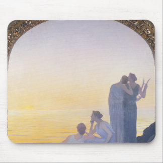 An Evening in Ancient Times, 1908 Mouse Pad