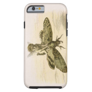 An Evening Ride, illustration from 'In Fairyland: Tough iPhone 6 Case
