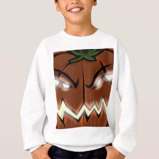 An Evil Pumpkin Sweatshirt