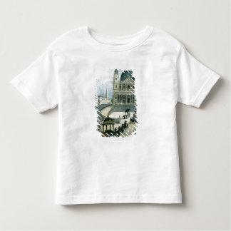 An exact representation of the grand funeral car toddler t-shirt