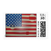 An Examination into the American Flag Postage