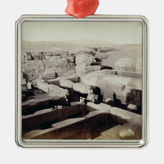 An Excavated Temple at the foot of the Sphinx, 4th Metal Ornament