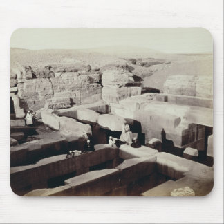 An Excavated Temple at the foot of the Sphinx, 4th Mouse Pad
