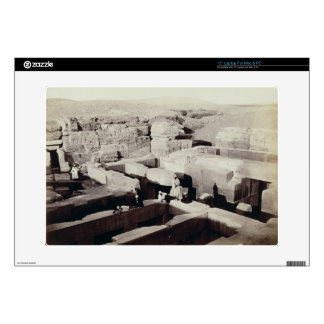 """An Excavated Temple at the foot of the Sphinx, 4th Skin For 15"""" Laptop"""