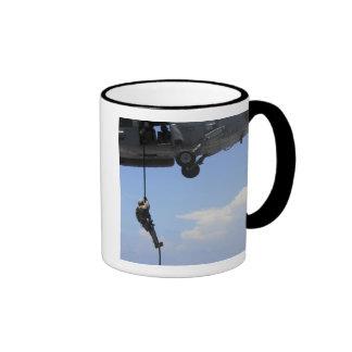 An explosive ordinance disposal technician ringer mug