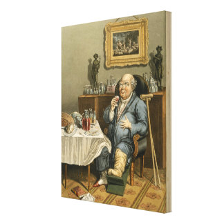 An Exquisite Taste, with an Enlarged Understanding Canvas Print
