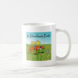 An Extraordinary Pointer Coffee Mug