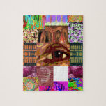 AN EYE for Art : Elegant Miniature Art Collage Puzzles