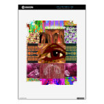 AN EYE for Art : Elegant Miniature Art Collage Skins For iPad 2