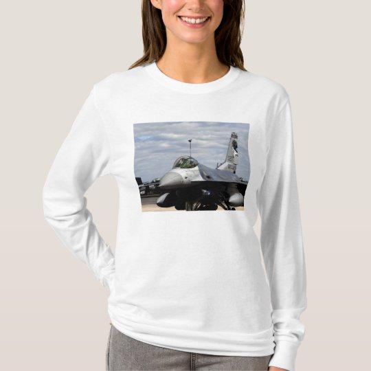 An F-16 Fighting Falcon T-Shirt