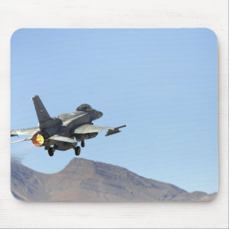 An F-16E from the United Arab Emirates Mouse Pad