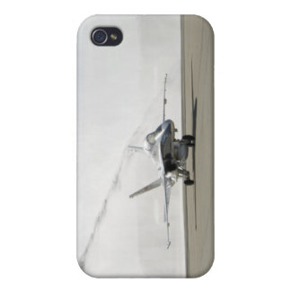An F-18 aircraft iPhone 4 Covers