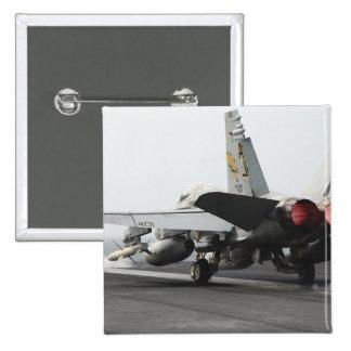An F/A-18C Hornet launches from the flight deck 2 Button
