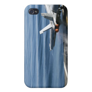 An F/A-18E Super Hornet iPhone 4/4S Case