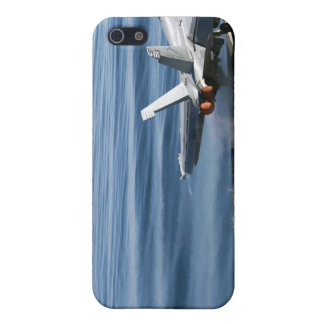 An F/A-18E Super Hornet iPhone SE/5/5s Case