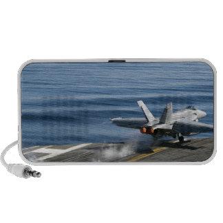 An F/A-18E Super Hornet iPhone Speakers