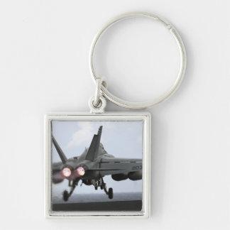An F/A-18E Super Hornet launches Keychain