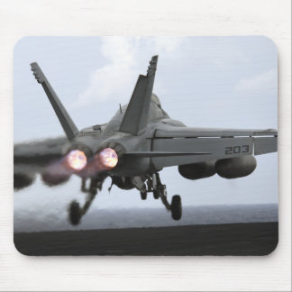 An F/A-18E Super Hornet launches Mouse Pad