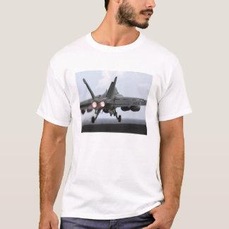 An F/A-18E Super Hornet launches T-Shirt