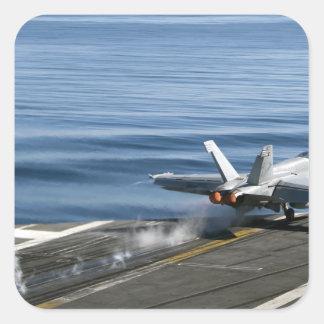 An F/A-18E Super Hornet Sticker