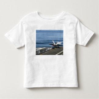 An F/A-18E Super Hornet Toddler T-shirt