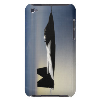 An F/A-22 Raptor flies a training mission 2 Barely There iPod Cover