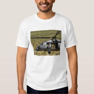An HH-60 Pave Hawk flies over the desert T Shirt