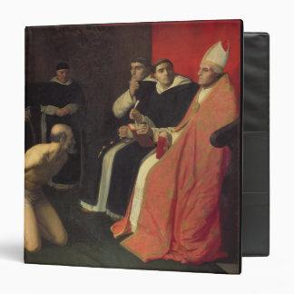 An Honourable Penitent, c.1868 3 Ring Binder