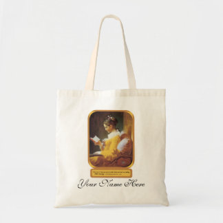 An Hour Reading Tote Bag