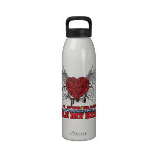 An I-Kiribati Stole my Heart Drinking Bottles
