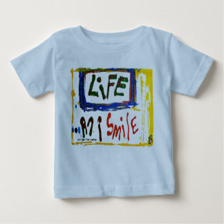 ...an i smile baby T-Shirt