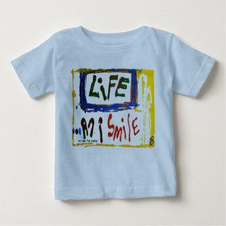 ...an i smile infant t-shirt