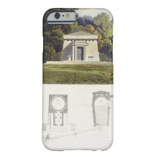 An Ice House, from Ackermann's 'Repository of Arts Barely There iPhone 6 Case