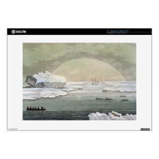 """An iced-in British whaleboat is liberated by the s Skin For 15"""" Laptop"""