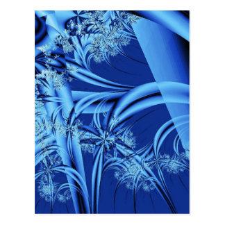 an-icy-blue-fractal-1302998308AtB Postcard