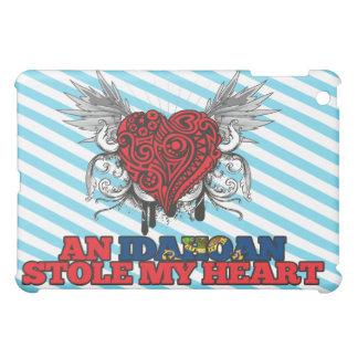 An Idahoan Stole my Heart Case For The iPad Mini