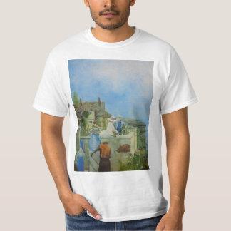 an idyllic country setting. T-Shirt