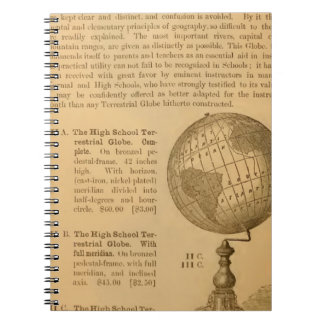 An illustrated manual for the use of the globe note book