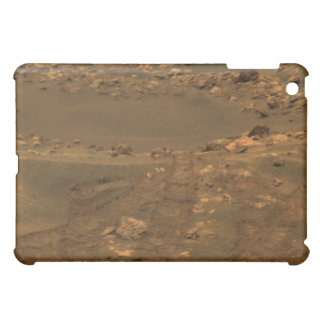 An impact crater in the Meridian Planum region iPad Mini Case