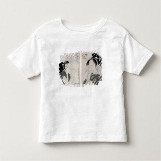 An impertinent woman,series Kyokun oya no Toddler T-shirt