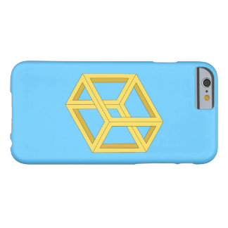 An Impossible Cube Barely There iPhone 6 Case